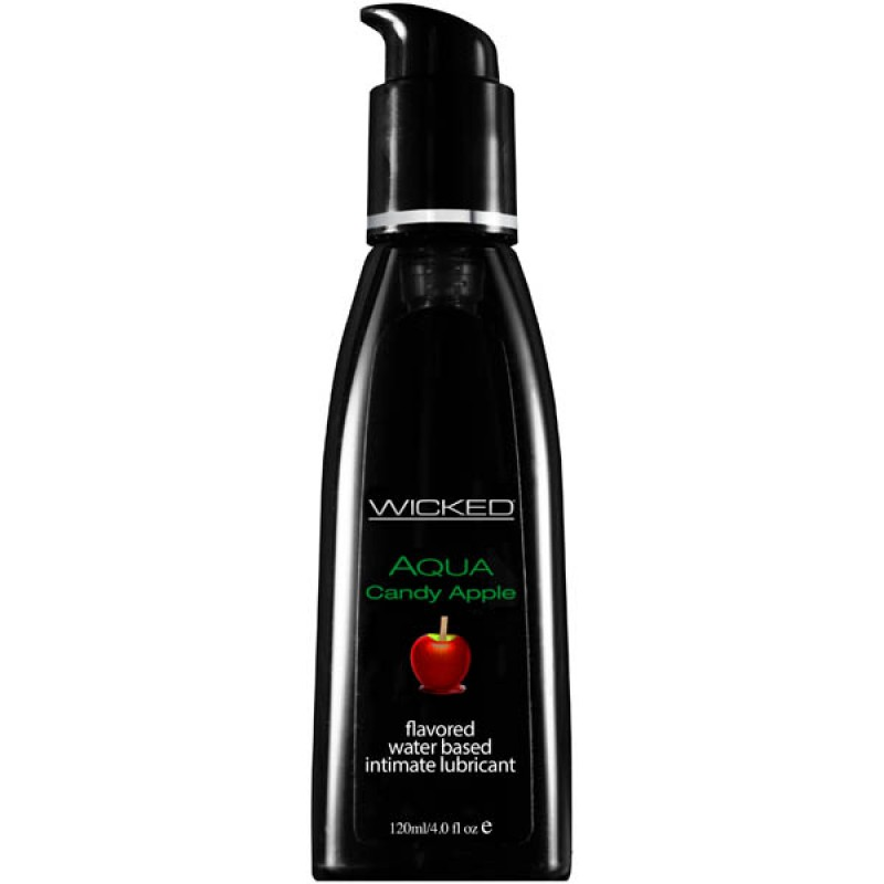 Wicked Aqua - Candy Apple - 120ml